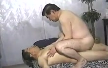 Daddy with his lover