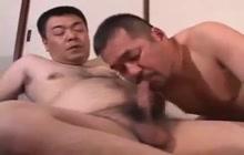 Japanese seniors enjoy fucking